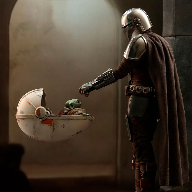 The Mandalorian: The Child's Best Moments