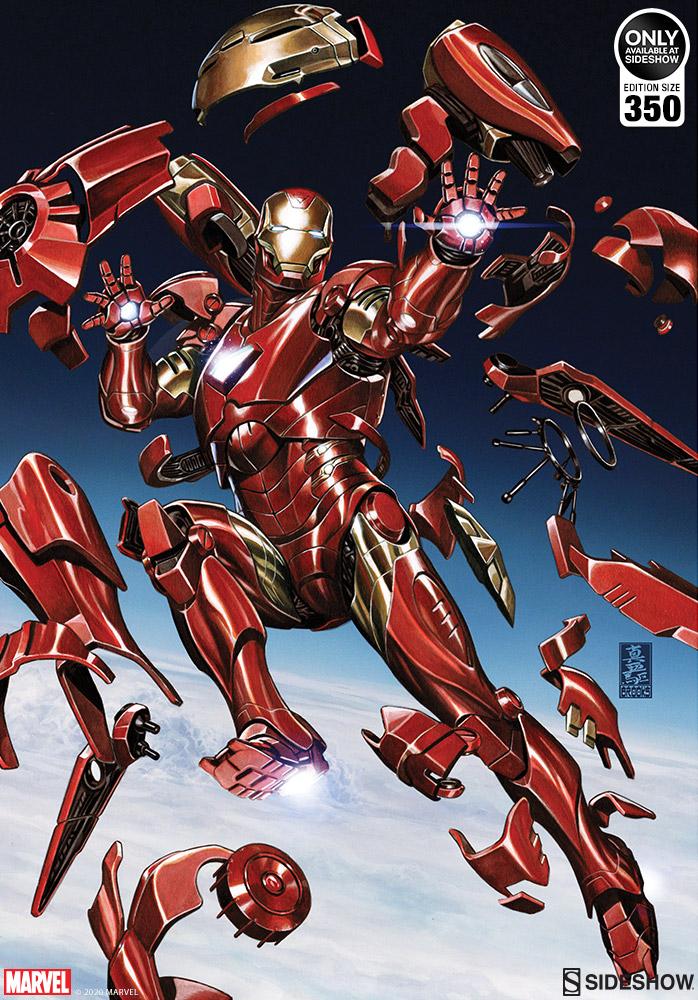 Iron Man 2 Tony Starks Avengers Metal Fashion Belt Buckle