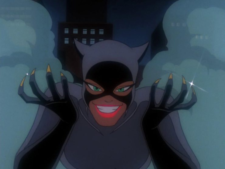 Batman: The Animated Series Catwoman
