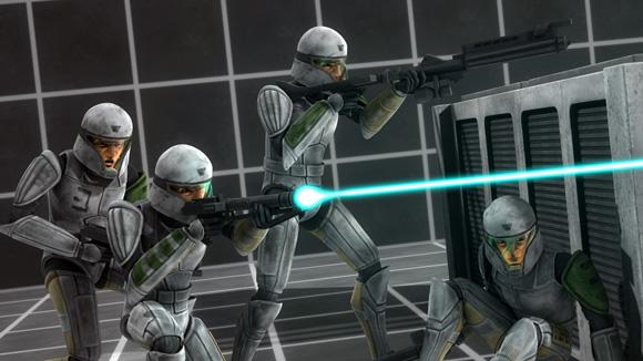 The Clone Wars: Clone Cadets