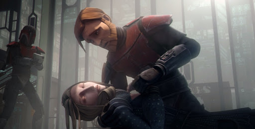 The Clone Wars: The Lawless
