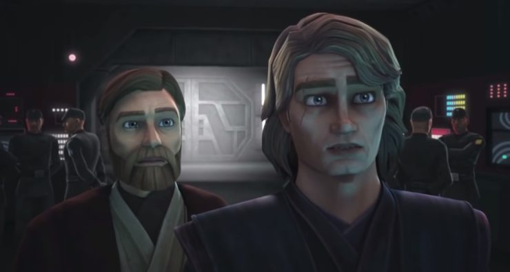 Clone Wars Season 7: The Story so Far (Episodes 1-3)