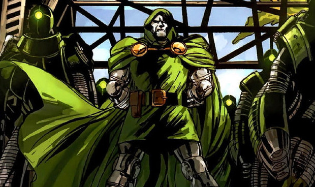 Doctor Doom- Marvel Comics