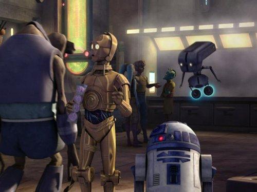 The Clone Wars: Evil Plans