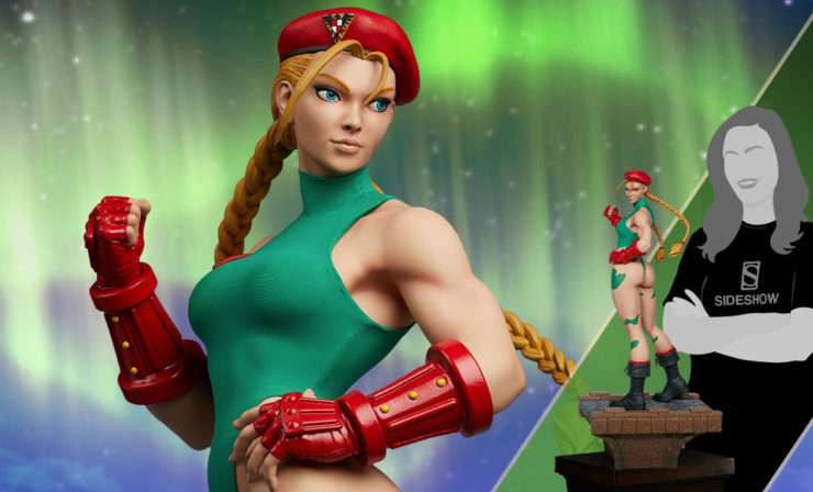 Cammy Street Fighter 2 Classic 1:3 Scale Statue PCS