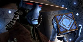 The Clone Wars: Holocron Heist