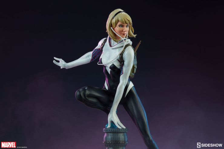 Spider-Gwen Statue from Sideshow Collectibles