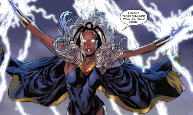 Storm- Marvel Comics