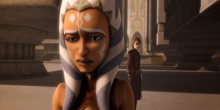 The Clone Wars: The Wrong Jedi