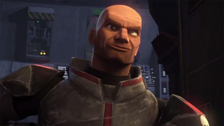 The Clone Wars Season 7- Wrecker
