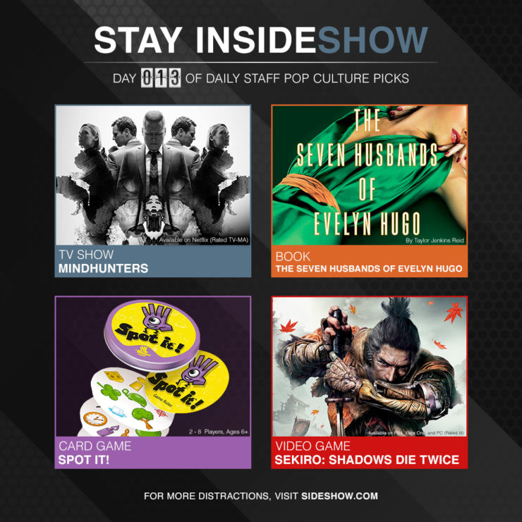Stay InsideShow Pop Culture Picks – Day 13