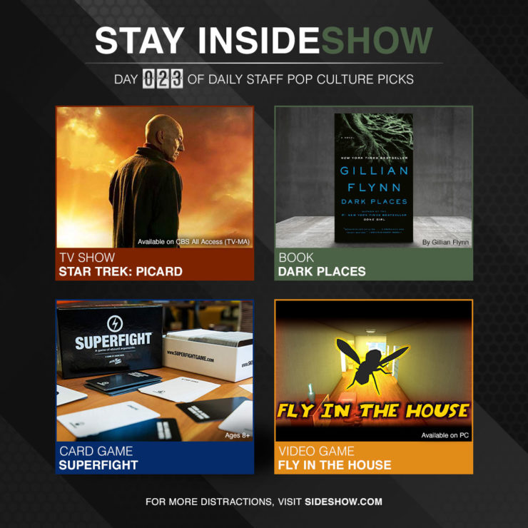Stay InsideShow Pop Culture Picks – Day 23