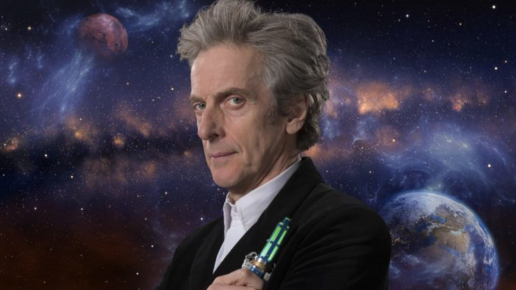 Peter Capaldi- 12 Doctor