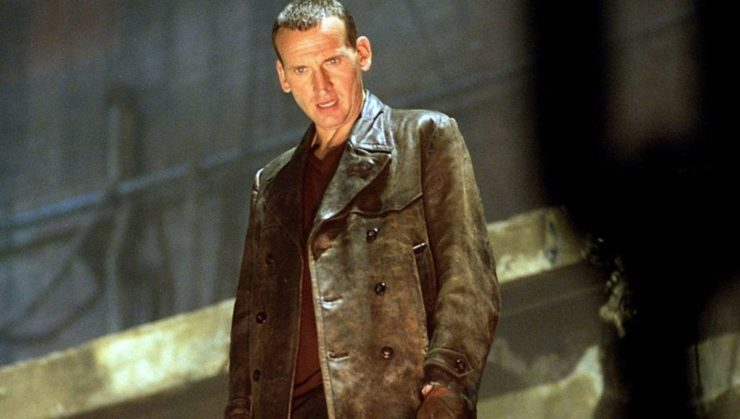 Christopher Eccleston 9th Doctor