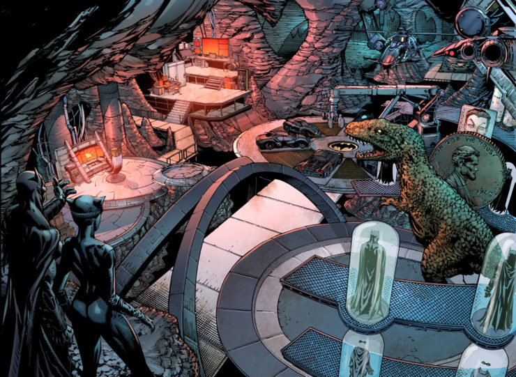 QUIZ: Build your Secret Lair in the DC Universe and We'll Tell You Who Your Archenemy Is