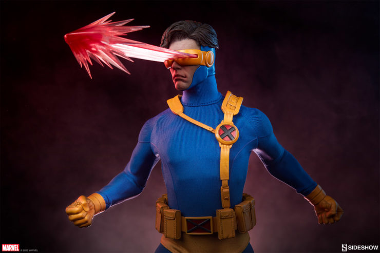 The Cyclops Sixth Scale Figure Joins the X-Men Lineup