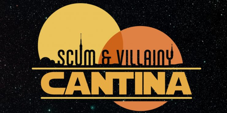 Join Sideshow on May the 4th for the Scum and Villainy Cantina LiveStream!