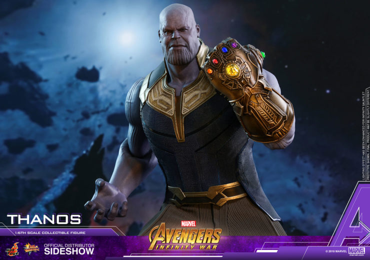 QUIZ: Who Held the Infinity Gauntlet?