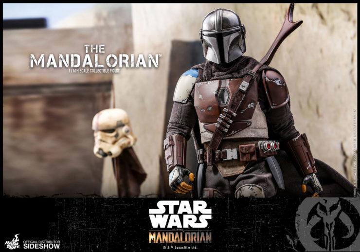 Meet the Mandalorians of Star Wars™: The Mandalorian Season 1