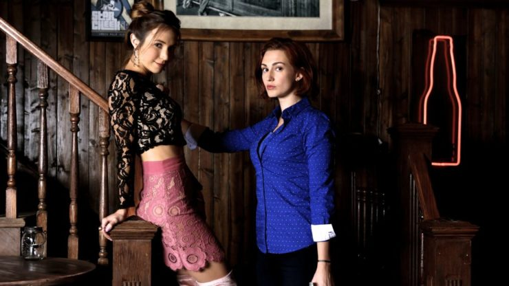 Waverly Earp and Nicole Haught