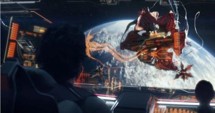 Picard- Spaceship Interior