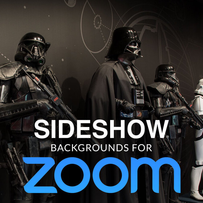 Sideshow Collectibles Zoom Backgrounds Sideshow Collectibles