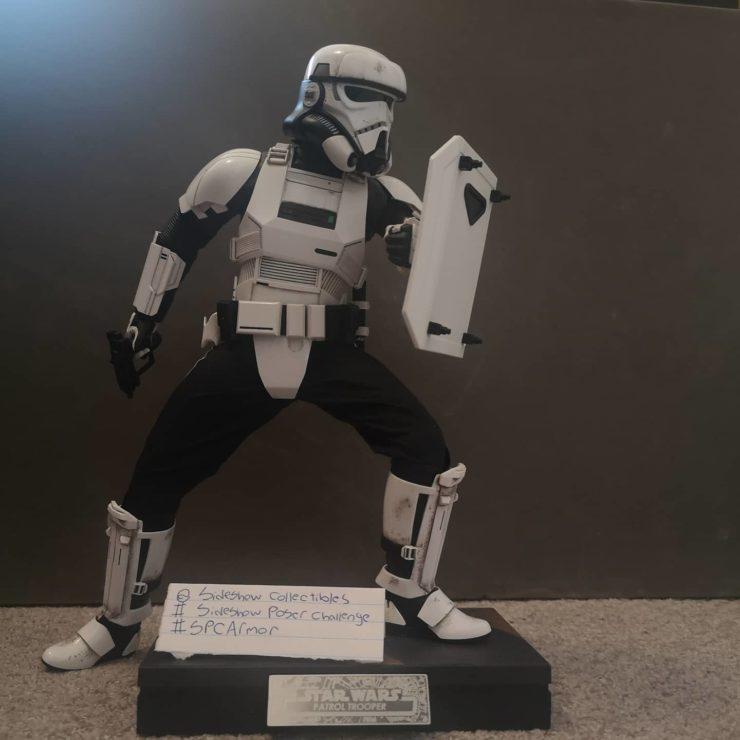 Patrol Trooper Sixth Scale Figure