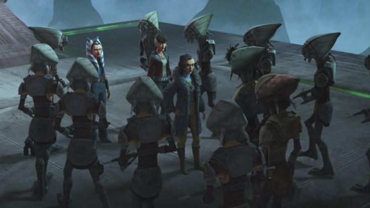 Clone Wars Season 7: Pyke Syndicate
