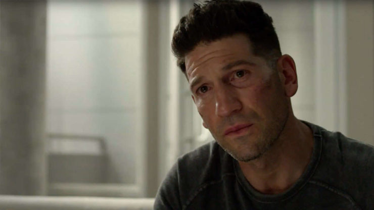 The Punisher- Jon Bernthal