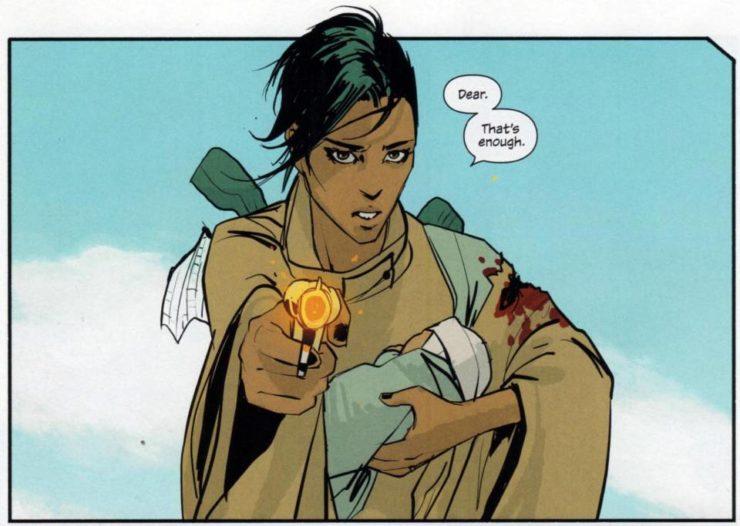 Alana- Saga from Image Comics