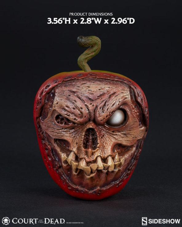 The Court of the Dead Skull Apple (Rotten Version) Prop Replica