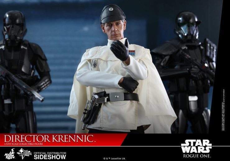Director Krennic Unsealed and Revealed with Guy Klender, Jeff May, and Composer Michael Giacchino