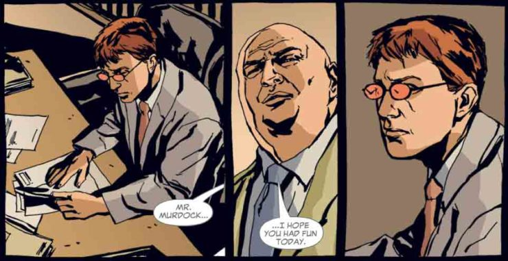 Powerless- Marvel Comics