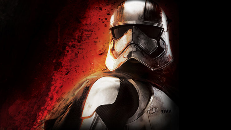Star Wars: Captain Phasma Novel