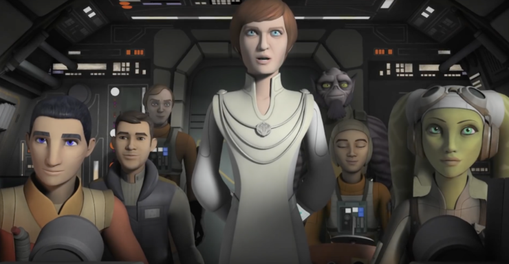 Star Wars: Rebels Animated Series