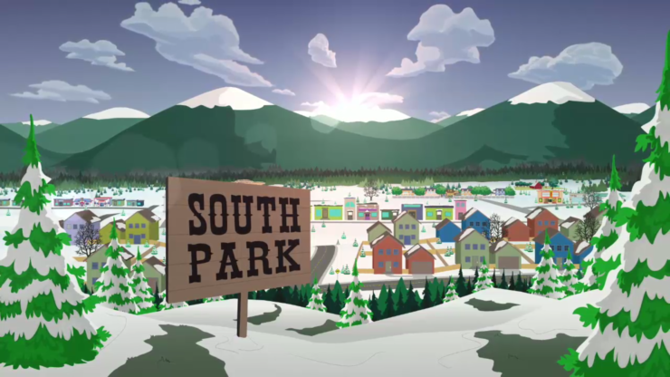 HBO Max South Park