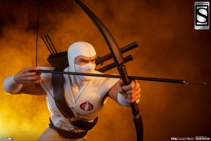 New Photos of the Storm Shadow 1:4 Scale Statue by PCS Collectibles