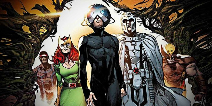 X-Men House of X Cover
