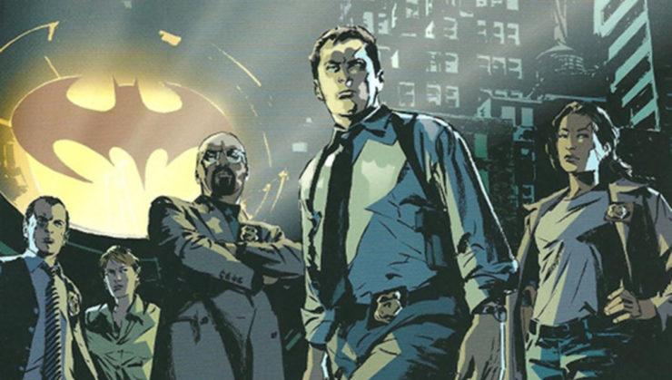Gotham Central- DC Comics