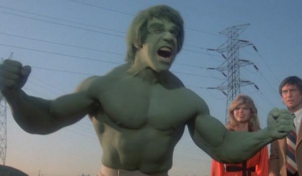 The Incredible Hulk- Lou Ferrigno