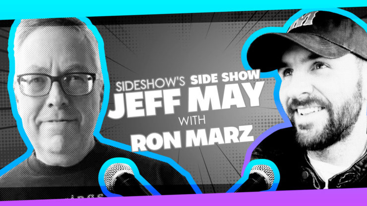 Ron Marz Discusses Continuity in Comics, Changing Up Green Lantern, and More on Sideshow's Side Show with Jeff May