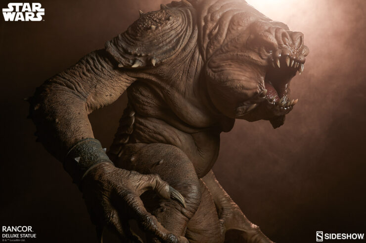 Rancor Deluxe Statue by Sideshow- Star Wars