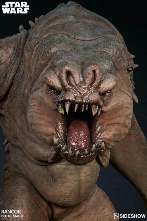 Rancor™ Deluxe Statue Snout