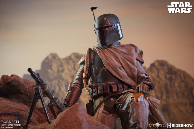 Star Wars Mythos: Boba Fett Sixth Scale Figure