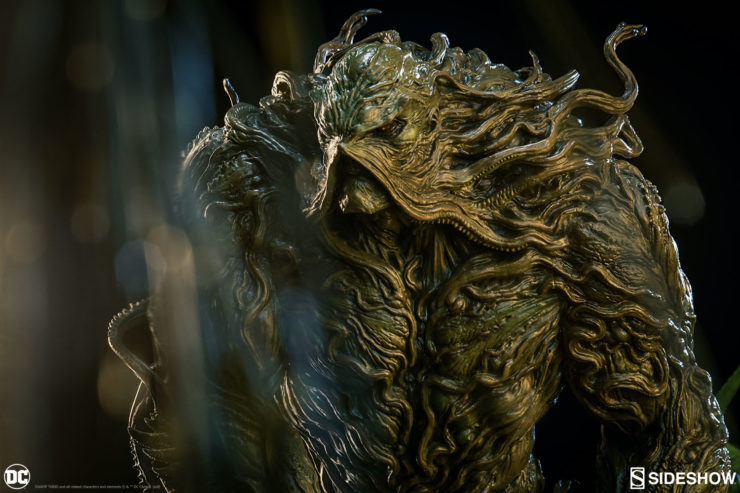 What Swamp Thing Really Wants