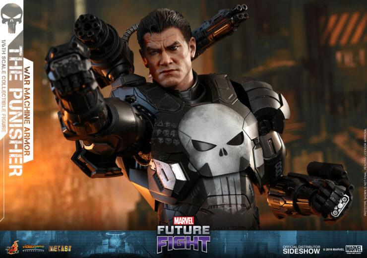 The Punisher- War Machine Armor