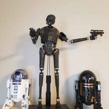 Sixth Scale Star Wars Droids