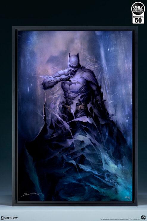 Batman: Detective Comics #1006 HD Aluminum Metal Print