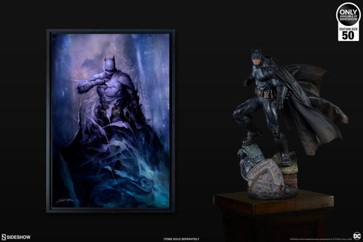 Batman: Detective Comics #1006 HD Aluminum Metal Print- with Batman PF