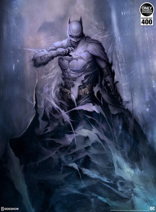 Batman: Detective Comics #1006 Fine Art Print- Dan Quintana